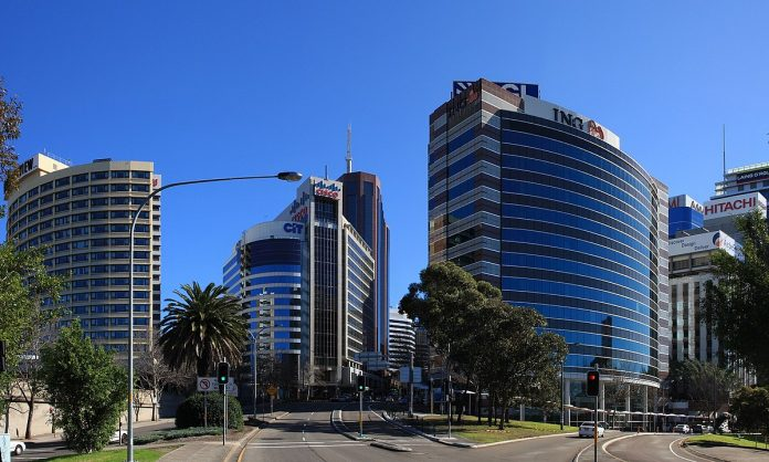 commercial area north sydney