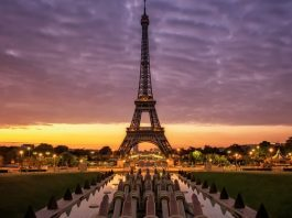 paris - romantic getaway