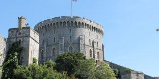 Windsor castle open for the public