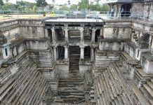 stepwell in india