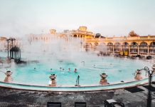 thermal bath in budapest